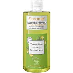 Florame Organik Duş Jeli (Mine Çiçeği Verbena & Limon) 500ml