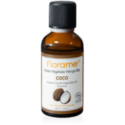 Florame Organic Coconut Oil 50ml