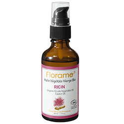 Florame Organic Castor Vegetable Oil 50ml