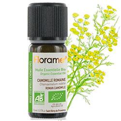 Florame Organik Roman Papatyası  Chamaemelum Nobile  Yağı 5 ml