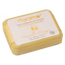 Florame Organik Geleneksel Sabun (Portakal & Tarçın) 100gr