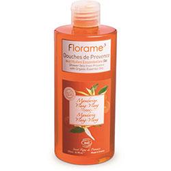 Florame Organik Duş Jeli (Portakal & Mandalina) 500ml