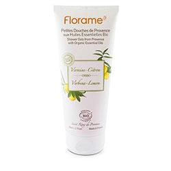 Florame Organik Duş Jeli (Mine Çiçeği - Limon) 180ml