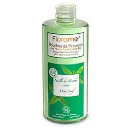 Florame Organik Duş Jeli (Nane Yaprağı) 500ml