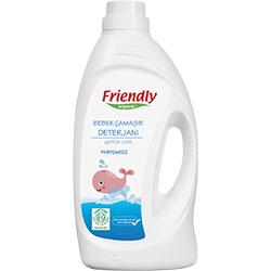 Friendly Organic Bebek Çamaşır Deterjanı (Kokusuz) 1900ml