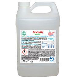 Friendly Organic Bebek Çamaşır Deterjanı (Kokusuz) 5L
