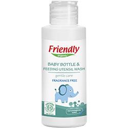 Friendly Organic Biberon ve Beslenme Gereçleri Temizleyici (Parfümsüz) 100ml