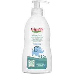 Friendly Organic Biberon ve Beslenme Gereçleri Temizleyici (Parfümsüz) 300ml
