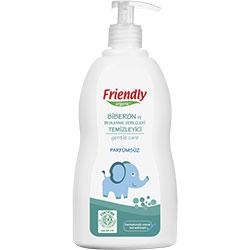 Friendly Organic Biberon ve Beslenme Gereçleri Temizleyici (Parfümsüz) 500ml