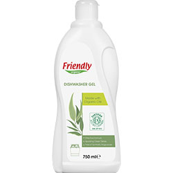 Friendly Organic Bulaşık Makinesi Jel Deterjan 750ml