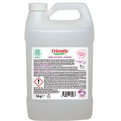 Friendly Organic Çamaşır Yumuşatıcısı (Lavanta) 5L