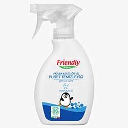 Friendly Organic Puset ve Araba Koltuğu Temizleyici 250ml