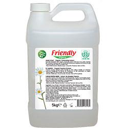 Friendly Organic Sıvı El Sabunu (Papatya) 5L