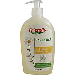 Friendly Organic Sıvı El Sabunu (Papatya) 500ml