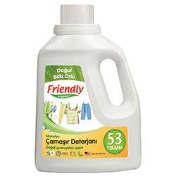 Friendly Organic Hassas Ciltler İçin Çamaşır Deterjanı Manolyalı 1,57L (53 yıkama)