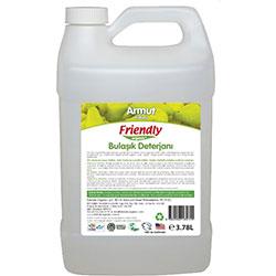 Friendly Organic Elde Bulaşık Yıkama Sıvısı (Armutlu) 3,78L