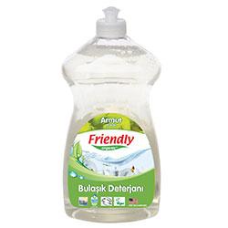 Friendly Organic Elde Bulaşık Yıkama Sıvısı (Armutlu) 739ml