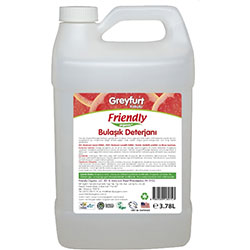 Friendly Organic Dishwashing Liquid (Grapefruit) 3,78L