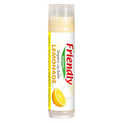 Friendly Organic Dudak Koruyucu Lip Balm (Limon)