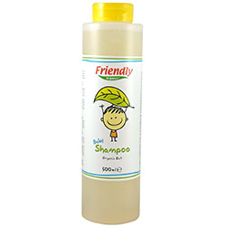 Friendly Organic Bebek Şampuanı 500ml