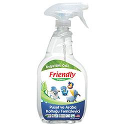 Friendly Organic Puset ve Araba Koltuğu Temizleyici 650ml