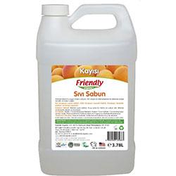 Friendly Organic Sıvı El Sabunu (Kayısı) 3,78L