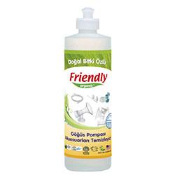 Friendly Organic Emzirme Ürünleri Temizleyici 473ml
