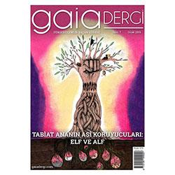 Gaia Sürdürülebilir Yaşam Dergisi (Ocak 2016)