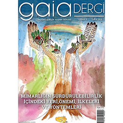 Gaia Sürdürülebilir Yaşam Dergisi (Şubat 2016)