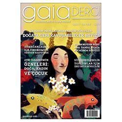 Gaia Sürdürülebilir Yaşam Dergisi  (Ağustos - Eylül 2015)