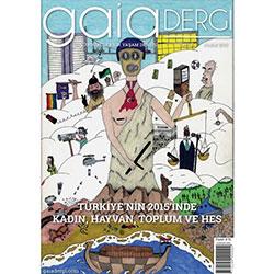 Gaia Sürdürülebilir Yaşam Dergisi  Aralık 2015