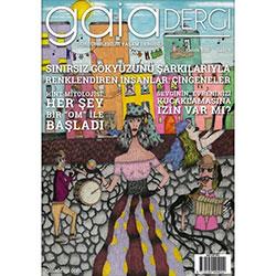 Gaia Sürdürülebilir Yaşam Dergisi  (Kasım 2015)