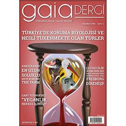 Gaia Sürdürülebilir Yaşam Dergisi  (Haziran 2015)