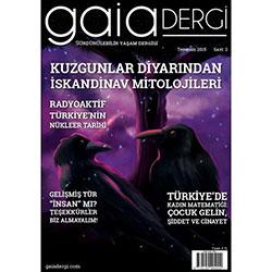 Gaia Sürdürülebilir Yaşam Dergisi  Temmuz 2015