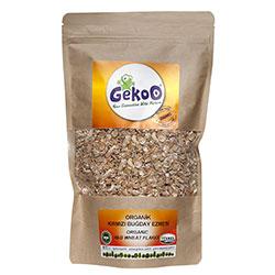 Gekoo Organik Kırmızı Buğday Ezmesi 350gr