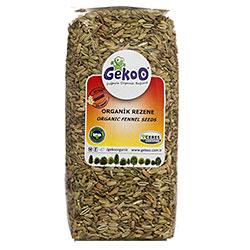 Gekoo Organik Rezene 150gr