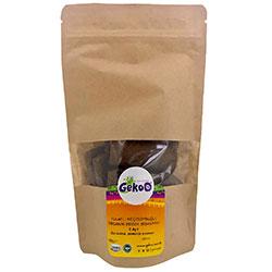 Gekoo Organik Yulaflı Keçiboynuzlu Bebek Bisküvisi  +8 Ay  Sütsüz  Vegan  150g