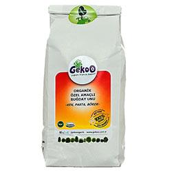 Gekoo Organik Beyaz Buğday Unu 1kg