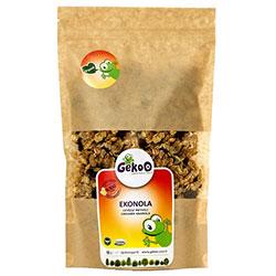Gekoo Organik Ekonola Cevizli Meyveli Granola 375gr