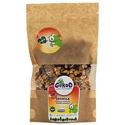 Gekoo Organik Ekonola Fındıklı Meyveli Granola 375gr