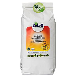 Gekoo Organic Whole Wheat Flour 1Kg