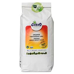 Gekoo Organik Tam Buğday Unu 1kg