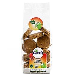 Gekoo Organik Ekoki Tahıllı Üzümlü Tereyağlı Kurabiye 150gr