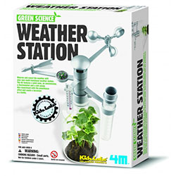 4M Green Science Hava İstasyonu (Weather Station)