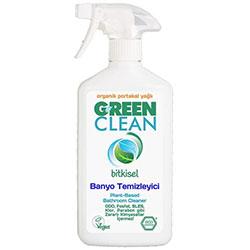 U Green Clean Organik Banyo Temizleyici (Portakal Yağlı) 500ml