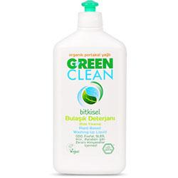 U Green Clean Organik Bulaşık Deterjanı (Portakal Yağlı) 500ml