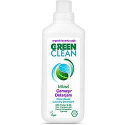 U Green Clean Organik Çamaşır Deterjanı (Lavanta Yağlı) 1000ml