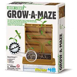 4M Green Science Bitki Labirenti (Grow A Maze)