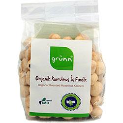 Grünn Organik Fındık (Kavrulmuş) 150gr