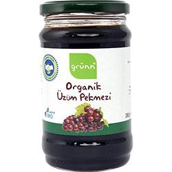 Grünn Organik Üzüm Pekmezi 380gr